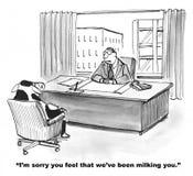 Sentimento usado ilustração do vetor