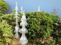 Sentinals, sculpture en Bondi par la mer Images libres de droits