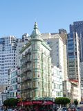 The Sentinel building in San Francisco Stock Images