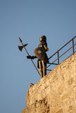 The Sentinel, Rhodes Royalty Free Stock Photos