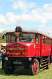 Sentinel steam passenger bus. Stock Photography