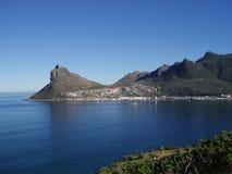 A sentinela, louro de Hout - Cape Town Fotografia de Stock