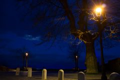 Sentinella Bracciano Στοκ φωτογραφία με δικαίωμα ελεύθερης χρήσης