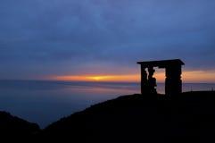 Sentinella-casella fotografia stock