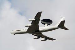 Sentinelle de l'OTAN E-3 images libres de droits