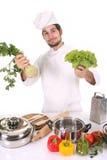Sentir de chef images stock