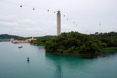 sentosa新加坡 免版税图库摄影