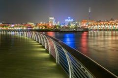 Sentosa boardwalk Zdjęcie Royalty Free