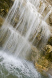 Sentosa della cascata Immagine Stock
