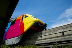Sentosa-Einschienenbahn lizenzfreies stockfoto