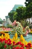 sentosa för 2012 blommor royaltyfria bilder