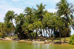 Sentosa Insel Lizenzfreie Stockbilder