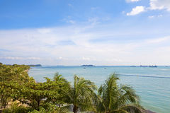 Sentosa Island Royalty Free Stock Images