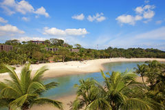Sentosa Island Royalty Free Stock Photo