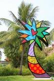 Sentosa Island Resort Stock Photo