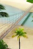 Sentosa island in Singapore Royalty Free Stock Photography