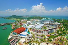 Sentosa island 2 Stock Photography