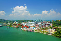 Sentosa island 3 Royalty Free Stock Photos