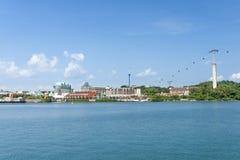 Sentosa Island Royalty Free Stock Photography