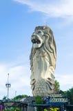 Sentosa Merlion Стоковая Фотография RF