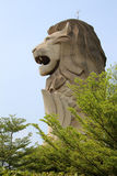 Sentosa Merlion Royalty Free Stock Image
