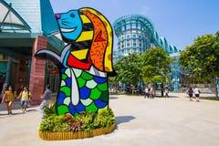 Sentosa Singapur Imagen de archivo libre de regalías