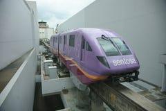 Sentosa Skytrain Royalty-vrije Stock Foto