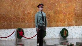 Sentry strażnik honor zbiory