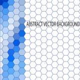 Senza giunte Indicatore luminoso di vettore art Fondo blu astratto - Vektorgrafik illustrazione vettoriale