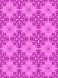 Senza giunte viola di colore rosa romantico del Boudoir Fotografia Stock