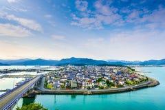 Senzaki Japonia obrazy royalty free