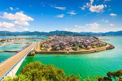 Senzaki w Japonia obrazy royalty free