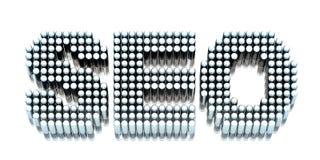 seo Стоковые Фотографии RF