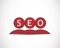 SEO vector illustratie