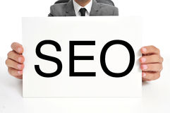 SEO, acronym for Search Engine Optimization Stock Images