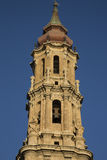 Seo Cathedral Church Tower, Saragossa Stock Photography