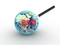 SEO concept Royalty Free Stock Photo