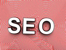 SEO concept Stock Image