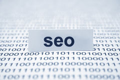 Seo concept Stock Photo