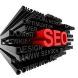 SEO concept. Stock Image