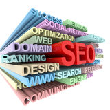 SEO concept. Stock Photo