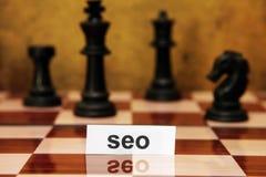 Seo concept Stock Photos