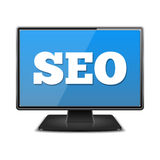 SEO Concept Royalty Free Stock Images