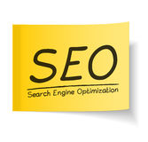SEO Concept Royalty Free Stock Image