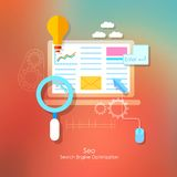SEO concept Stock Images