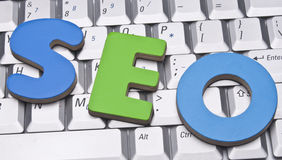 SEO Concept Image Stock Image