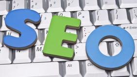 SEO Concept Image. SEO (Search Engine Optimization) Conceptual Image / Idea stock image