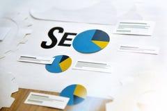 SEO concept Stock Photography