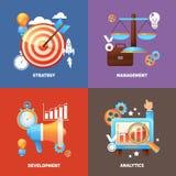 SEO design concepts Royalty Free Stock Photos