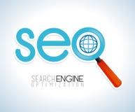 SEO design Stock Photos